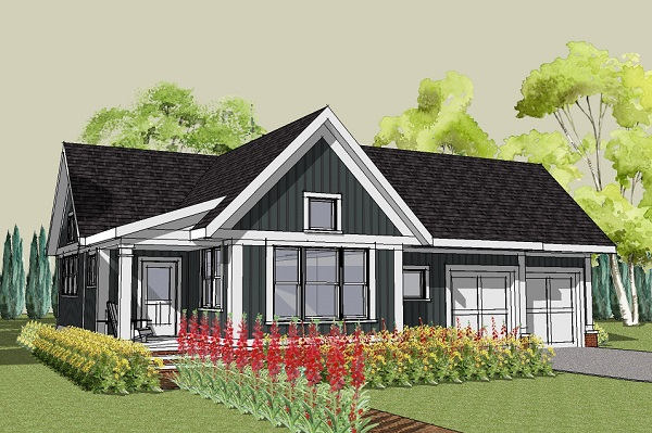 Small Home Designs and The Benefits of Small House Living