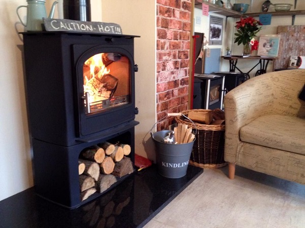How to Start a Fire in a Wood Burning Stove in 3 Easy Steps